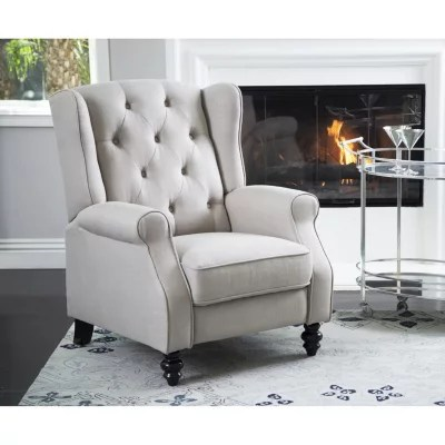 fabric living room chairs sofa set designs for 2018 sam s club member mark sydney pushback recliner