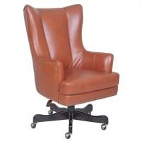 Thomasville Nailhead Desk Chair, Leather - Sam's Club