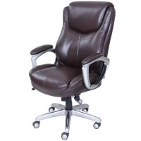 La-Z-Boy Desmond Big & Tall Executive Chair, Select Color ...