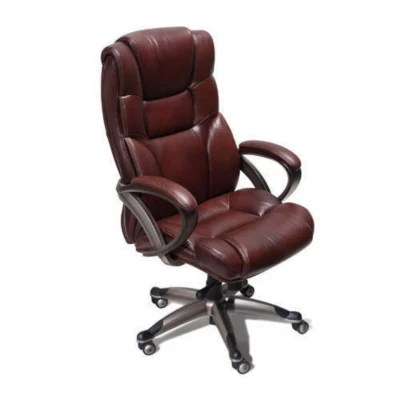 Broyhill Giannelli Premium Leather Executive Chair  Sams
