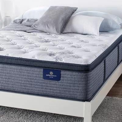 serta perfect sleeper glenmoor 2 0 pillowtop full mattress
