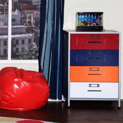 Locker Dresser with MixnMatch Drawer Faces  Sams Club
