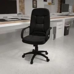 Office Chair High Back Small Rocking Sam S Club Flash Furniture Executive Black