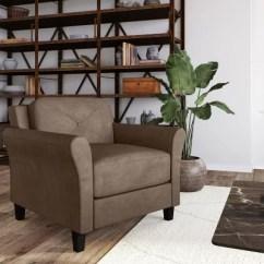 Radford Accent Tub Chair Folding Uae Living Room Chairs Sam S Club Harris Teardrop Arm Brown