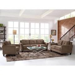 3 Piece Living Room Table Set Brown Corner Sofa Ideas Sets Sam S Club Harris Teardrop Arm