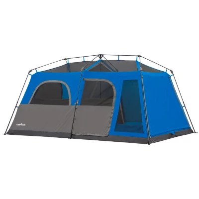 Campvalley 9 Person Instant Cabin Tent 14