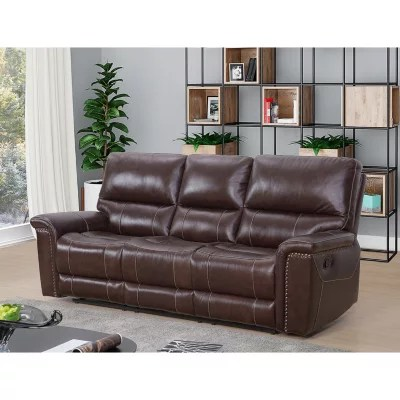 leather sofa sams club reclining loveseat set venice top grain sam s