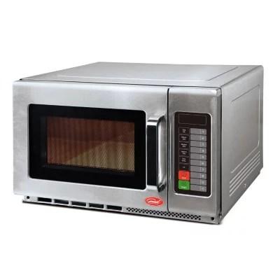 general commercial microwave oven 1800 watt