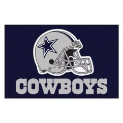 Cowboys Football Helmet Chair Mid Century Childrens Table And Chairs Nfl Gear Sam S Club Dallas Starter Mat