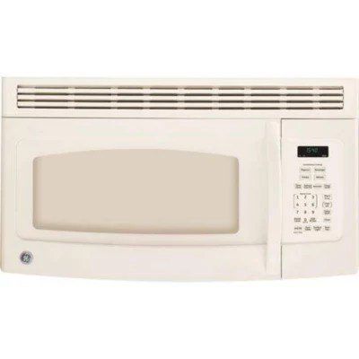 ge spacemaker over the range microwave oven