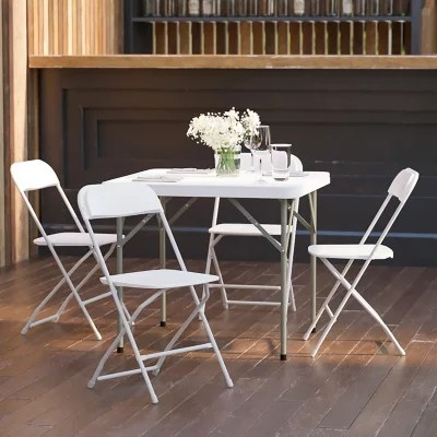 Hercules Premium Folding Chair White  Sams Club