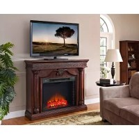 Oliver Electric Fireplace - Sam's Club