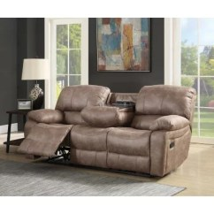 Leather Sofa Sams Club Kebo Futon Bed Cover Roosevelt Reclining Sam S Detail 2
