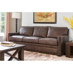 Leather Sofa Sams Club Outdoor Wicker Furniture Bruno Italian Sam S