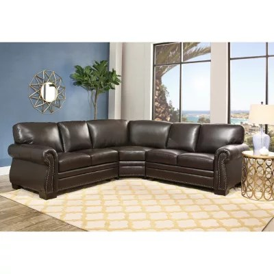 leather sofa sams club large garden covers sofas sectionals sam s blakely top grain sectional