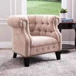 Living Room Arm Chair Ideas Brown Sofa Chairs Sam S Club Caileen Fabric Nailhead Trim Armchair