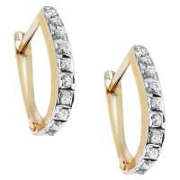 UPC 761789032391 - Diamond Fascination 14k Gold Diamond U ...