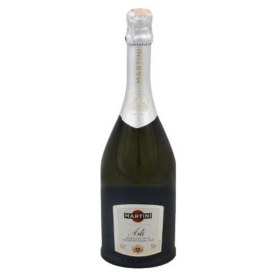 Martini and Rossi Asti Sparkling Wine