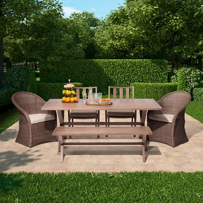 Target Threshold Patio Furniture Sets