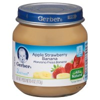 UPC 015000004279 - Gerber 2nd Foods Baby Food - Apple ...