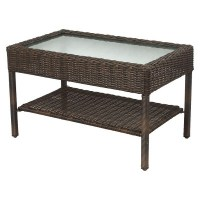Wicker coffee table on Shoppinder