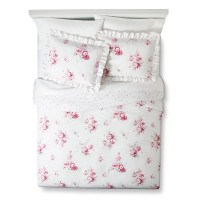Simply Shabby Chic Sunbleached Floral Comforter... : Target