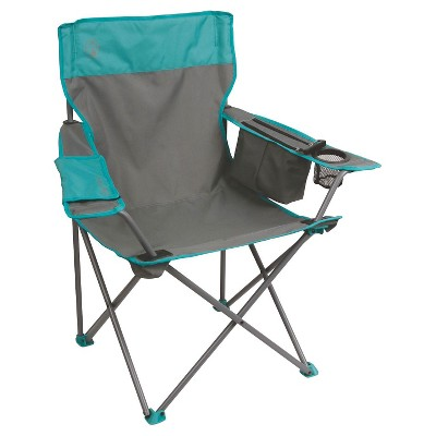 coleman cooler quad chair target folding jelly upc 076501156300 grey teal product image for upcitemdb
