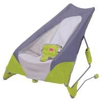 Portable Baby Bouncer Sleeping Seat Cushion Folding w ...