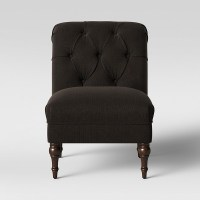Threshold Tufted Back Slipper Chair : Target