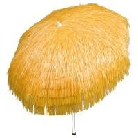 Parasol Palapa Tiki Aluminum Collar Tilt Patio Umbrella | eBay