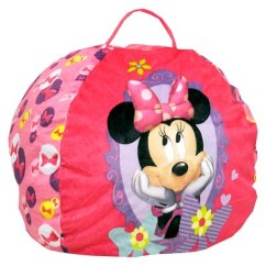 Mickey Mouse Clubhouse Bean Bag Chair Age For High Restaurant & Minnie Decor, Toys And Gifts