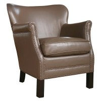 Abbyson Living Upholstered Chair : Target