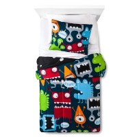 Cartoon Comforters and Movie + TV Characters Bedding for Kids