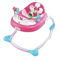 Disney Baby Minnie Mouse Bows & Butterflies Walker : Target