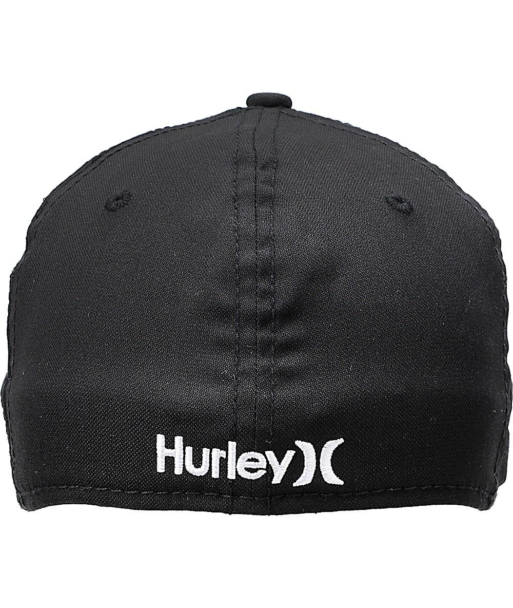 hurley flyer black new