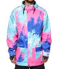 Airblaster ABBC Tie Dye 15K Snowboard Jacket at Zumiez : PDP