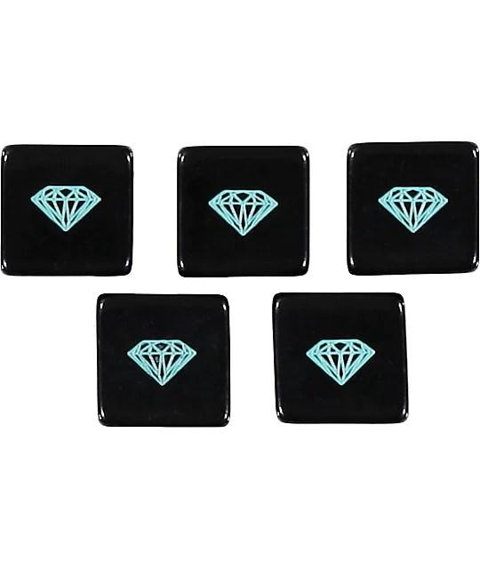 Diamond Supply Co 5 Piece Dice Set