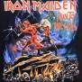 Iron Maiden Run To The Hills Black T Shirt Zumiez