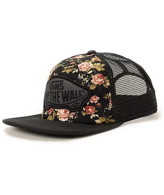 Trucker Girl Wallpaper Vans Hats For Girls