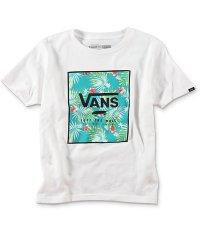 Vans Print Box Boys White T-Shirt