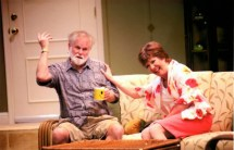 'Spreading it Around,' dir. Travis Walter. Photography by Rick Smith, performed at Meadow Brook Theatre