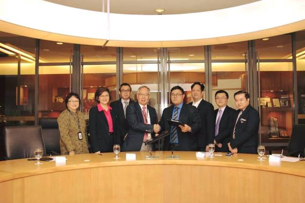 Partnership with Berjaya University College of Hospitality