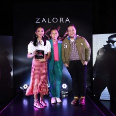 Stylist of the Year Team Rain x Em with AJ Del Rosario, Men's Apparel Buyer, ZALORA Philippines