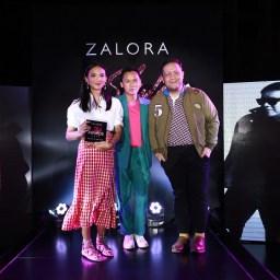 Stylist of the Year Team Rain x Em with AJ Del Rosario, Men's Apparel Buyer, ZALORA Philippines