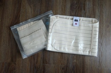 Post-partum binders from Wink Shapewear and Inay Moments