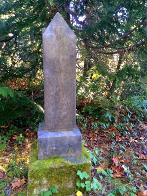 ina g daughter of King Died 1903 aged 3 mos 19 days