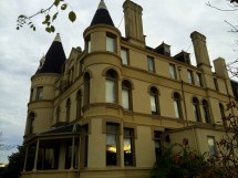 Manresa Castle Port Townsend Washington