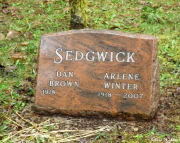 Dan and Arlene Sedgwick