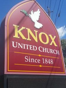 Knox United (Presbyterian) Church 1