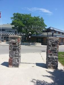 North Scarboro Memorial Agincourt Recreation Centre